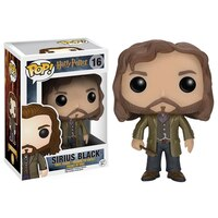 Funko Pop! Movies: Harry Potter - Sirius Black Vinyl Figure by Funko