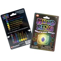 Mood Ring Jumbo Carded by Zibbers