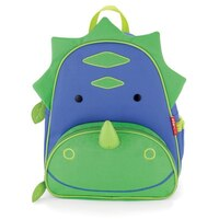 Skip Hop Zoo Backpack, Dino by Skip Hop