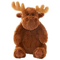 Brown Moose Plush by Indigo