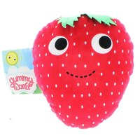 Yummy World Sassy Strawberry Plush by Kid Robot