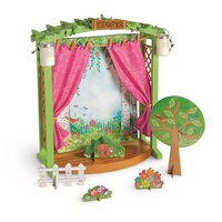GARDEN THEATER STAGE - WELLIE WISHERS BY AMERICAN GIRL by American Girl