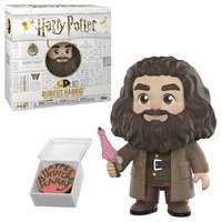 Funko 5 Star Harry Potter Doll with Iconic Accessory Rubeus Hagrid by Funko