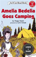 Amelia Bedelia Goes Camping (I Can Read-Level 2 (Quality))