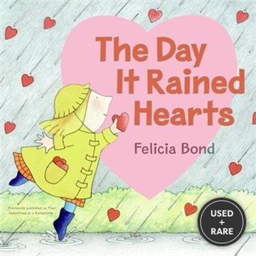 Day It Rained Hearts