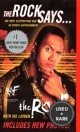 The Rock Says: Joe Layden, Rock (Paperback, 2000)