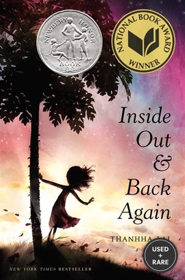 By Thanhha Lai: Inside Out and Back Again [Hardcover]