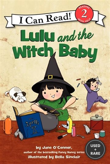 Lulu and the Witch Baby (I Can Read Book 2)