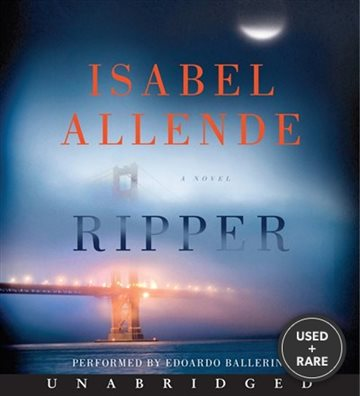 Ripper Cd: a Novel