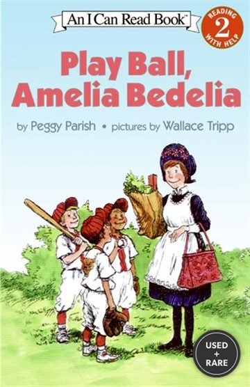 Play Ball, Amelia Bedelia