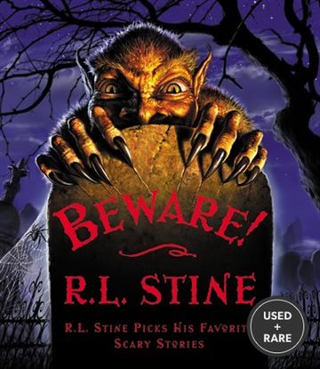 Beware! : R.L. Stine Picks His Favorite Scary Stories