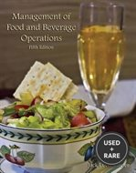 Management of Food and Beverage Operations With Answer Sheet (Ei) (5th Edition)