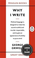 Great Ideas Why I Write (Penguin Great Ideas)