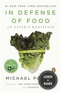 In Defense of Food: an Eater