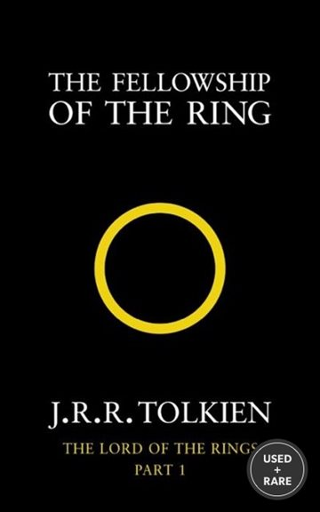 The Fellowship of the Ring (the Lord of the Rings) (Vol 1)