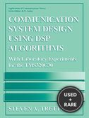 Communication System Design Using Dsp Algorithms: With Laboratory Experiments for the Tms320c30 (Applications of Communications Theory)