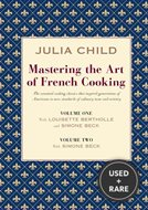 Mastering the Art of French Cooking Box Set (2 Volume Set) [Box Set]