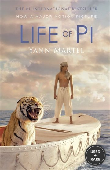 Life of Pi (Movie Tie-in Edition)