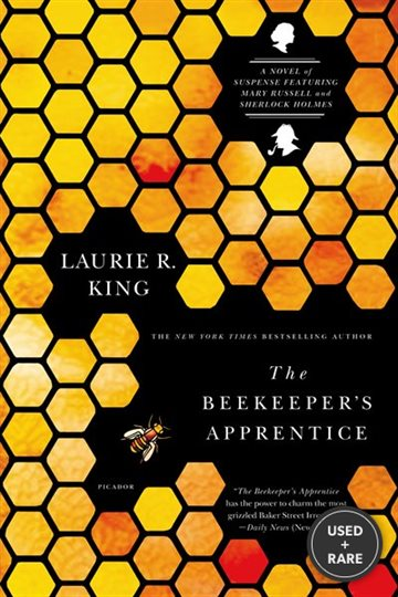 The Beekeeper's Apprentice: Or, on the Segregation of the Queen (Mary Russell Novels)