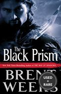 The Black Prism-Signed 1st
