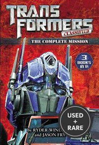 Transformers Classified: the Complete Mission