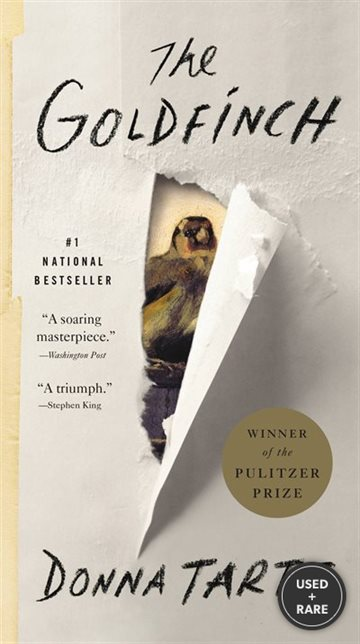 The Goldfinch (Large Print)