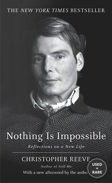 Nothing is Impossible: Reflections on a New Life