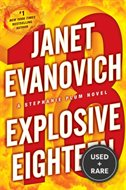 Explosive Eighteen~a Stephanie Plum Novel