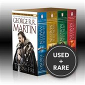 A Song of Ice and Fire, (4 Vols. ): a Game of Thrones / a Clash of Kings / a Storm of Swords / a Feast for Crows
