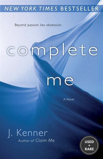 Complete Me (the Stark Series #3)