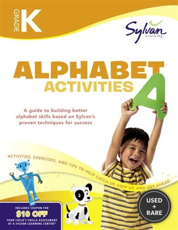 Kindergarten Alphabet Activities (Sylvan Workbooks) (Language Arts Workbooks)