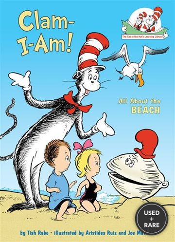 Clam-I-Am! : All About the Beach (Cat in the Hat's Learning Library)