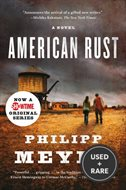 American Rust: a Novel (Random House Reader