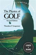 The Physics of Golf Format: Paperback