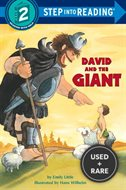 David and the Giant (Step-Into-Reading, Step 2)