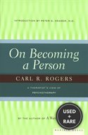 On Becoming a Person: a Therapist