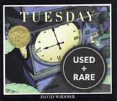 Tuesday [Paperback] By Wiesner, David