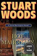 Hot Mahogany: a Stone Barrington Novel