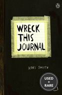 Wreck This Journal (Black) Expanded Ed