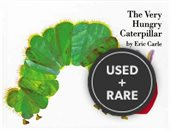 The Very Hungry Caterpillar (Eric Carle)-Hardcover Miniature Edition