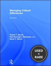 Managing Cultural Differences, 9th Edition