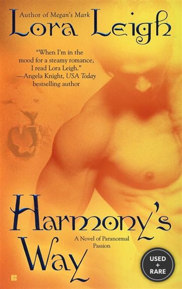 Harmony's Way (the Breeds, Book 2)