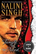 Tangle of Need (Psy/Changeling) [Hardcover] By Singh, Nalini