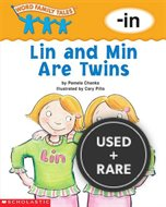 Lin and Min Are Twins (Word Family)