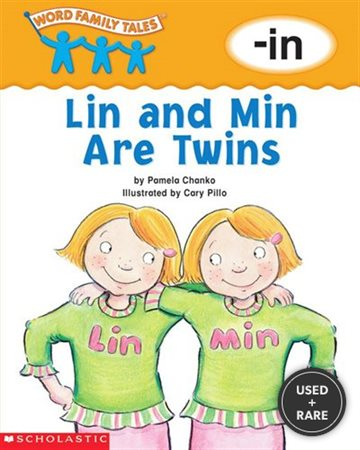 Word Family Tales: Lin and Min Are Twins
