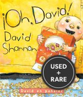 ¡ Oh David! : David En Pañ Ales: (Spanish Language Edition of Oh David! a Diaper David Book) (David En Panales) (Spanish Edition)