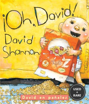 ¬°Oh, David! : David En Pa&Radic; ±Ales: (Spanish Language Edition of Oh, David! a Diaper David Book) (David En Panales) (Spanish Edition)