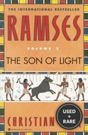 Ramses: the Son of Light-Volume I (Vol 1) [Paperback] By Jacq, Christian