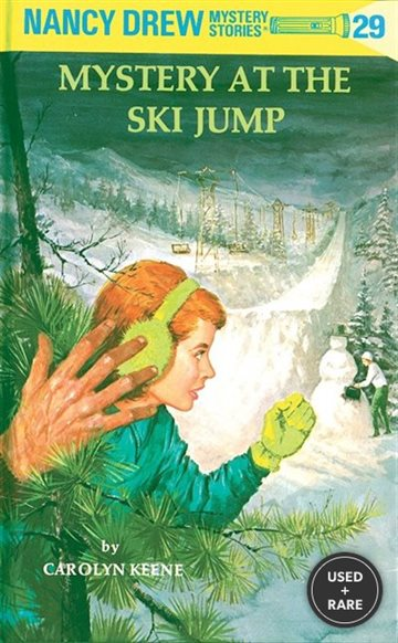 Mystery at the Ski Jump (Nancy Drew #29)