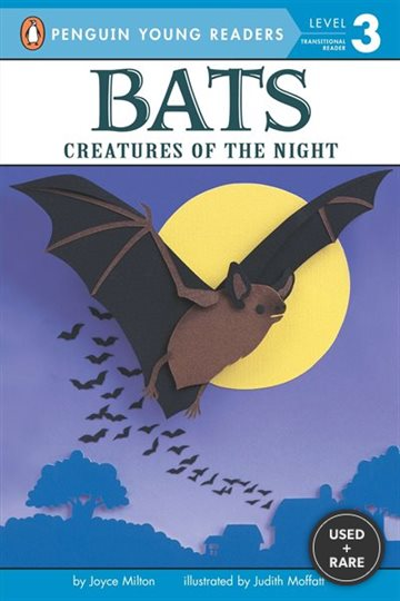 Bats-Creatures of the Night (All Aboard Reading: Level 2: Grades 1-3)